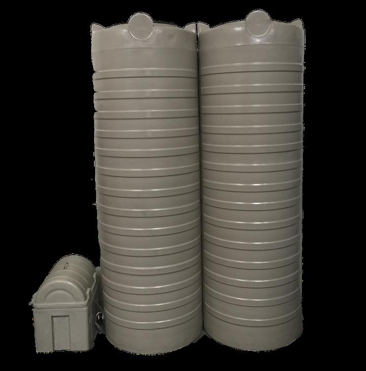 Rainwater tank BASIX package
