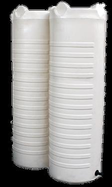 1500L Slimline rainwater tank