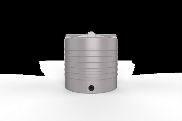 grey rainwater tank