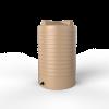 rainwater tank brown