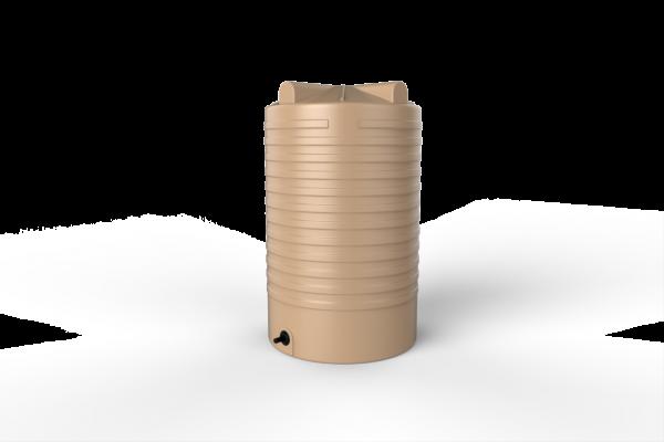 Aussie Water Savers_Round_Tank 2000L_Side.2423
