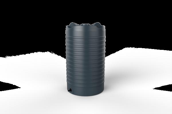 Aussie Water Savers_Round_Tank 2500L_Side.2478