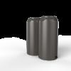 Aussie Water Savers_Short Slim_Tank 1220L_Side.2595
