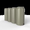 Aussie Water Savers_Short Slim_Tank 2440L_Side.2568