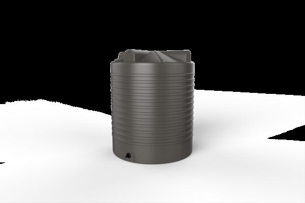 Aussie Water Savers_Round_Tank 4000L_Side.2484