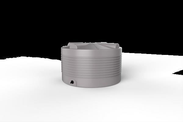 Aussie Water Savers_Round_Tank 4500L_Side.2460