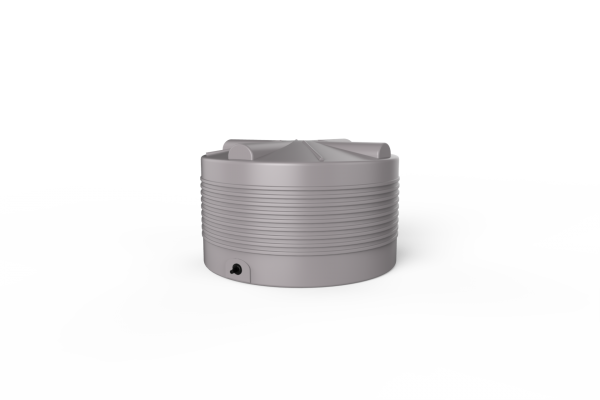 Aussie Water Savers_Round_Tank 4500L_Side.2460