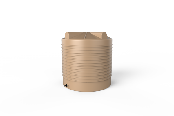 Aussie Water Savers_Round_Tank 5000L_Side.2505