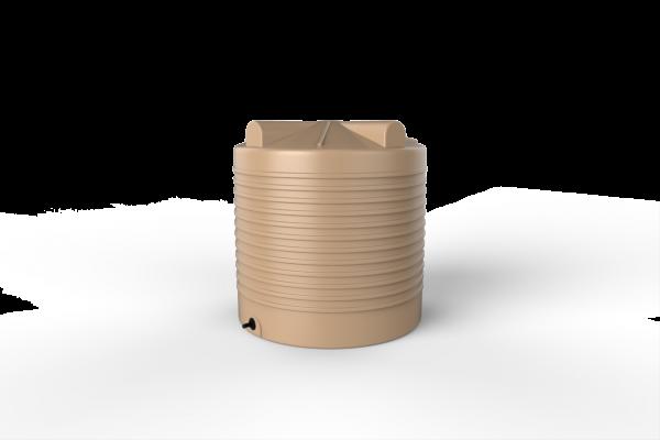 Aussie Water Savers_Round_Tank 5000L_Side.2505