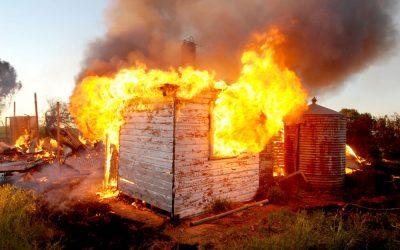 Bushfire Season Is Upon Us